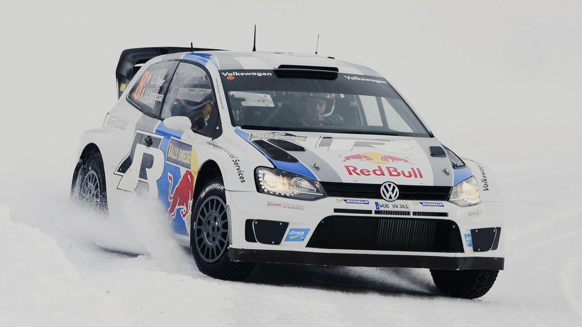 2013 Sweden VW Ogier