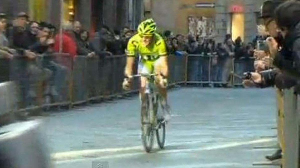 2013 Strade Bianche, Moreno Moser, Cannondale