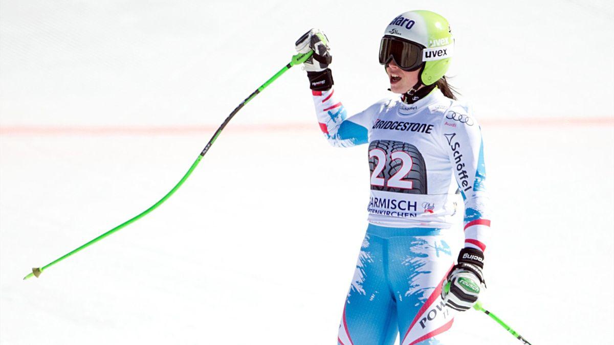 2013 Garmisch super-G Anna Fenninger