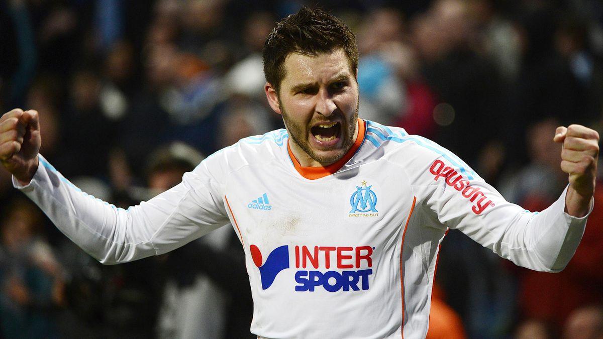 2013 Ligue 1 Marseille OM Gignac