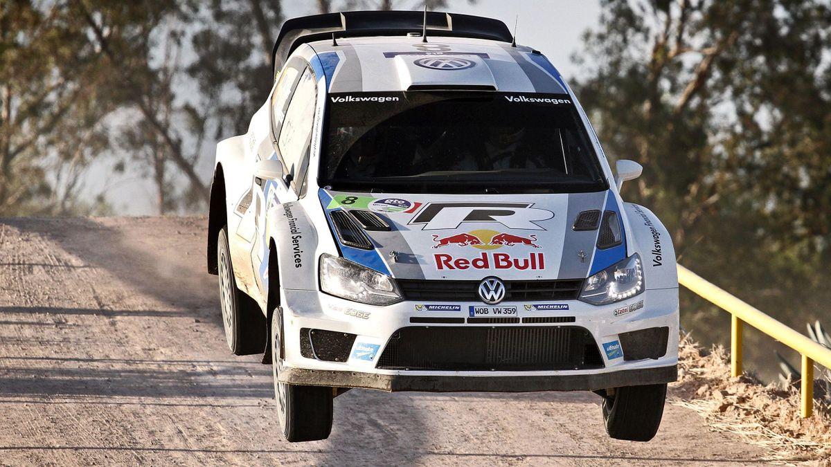 2013 Rallye Mexique Sebastien Ogier