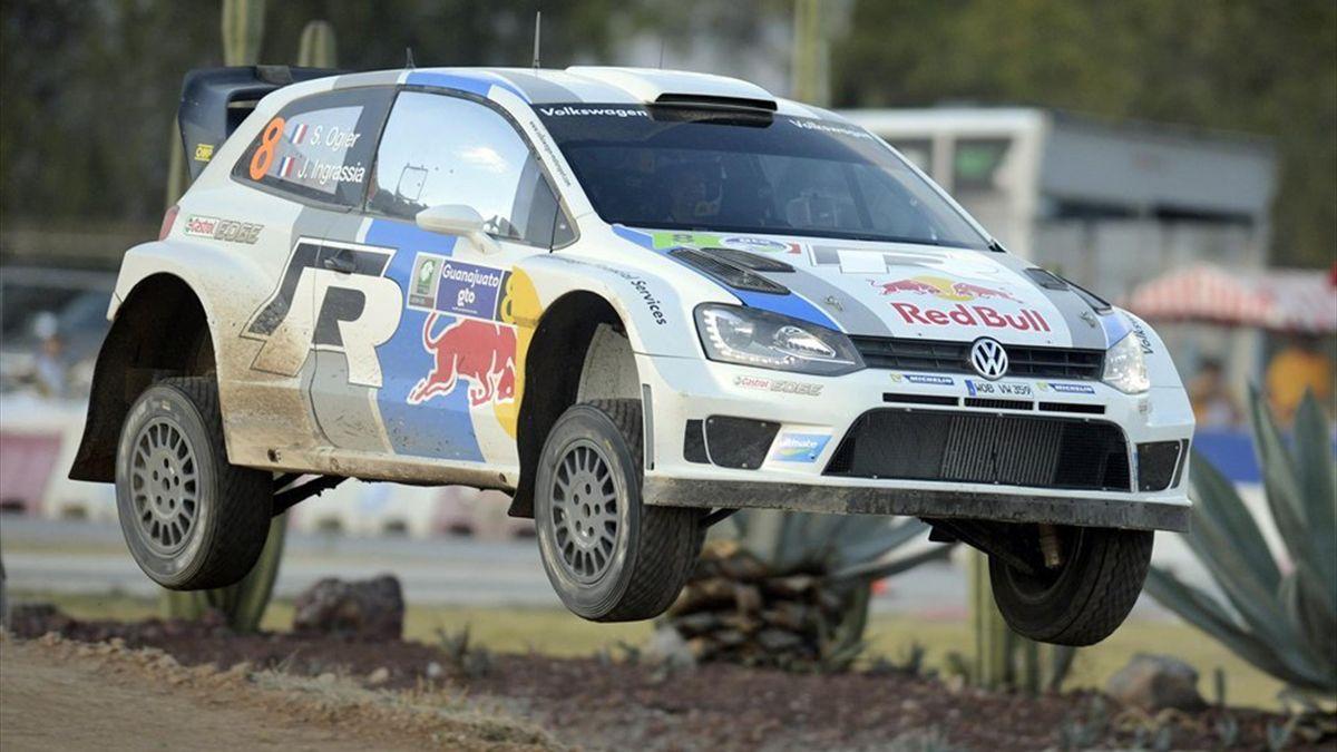Sébastien Ogier gewinnt in Mexiko