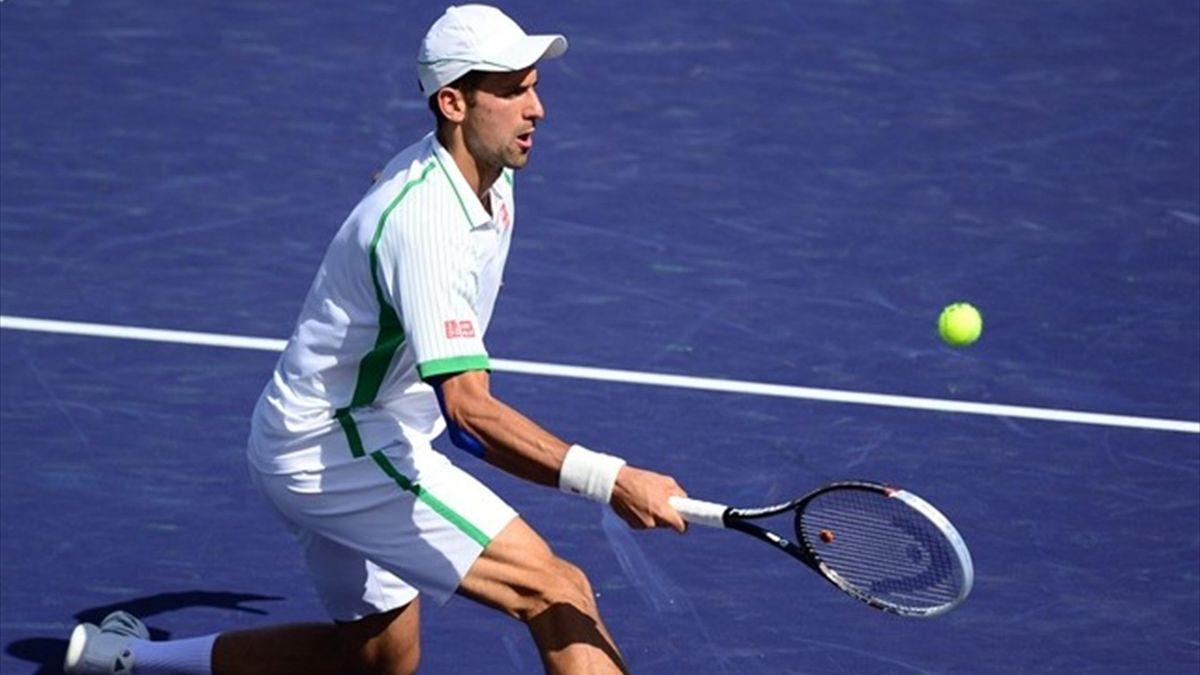 Indian Wells Djokovic Tsonga