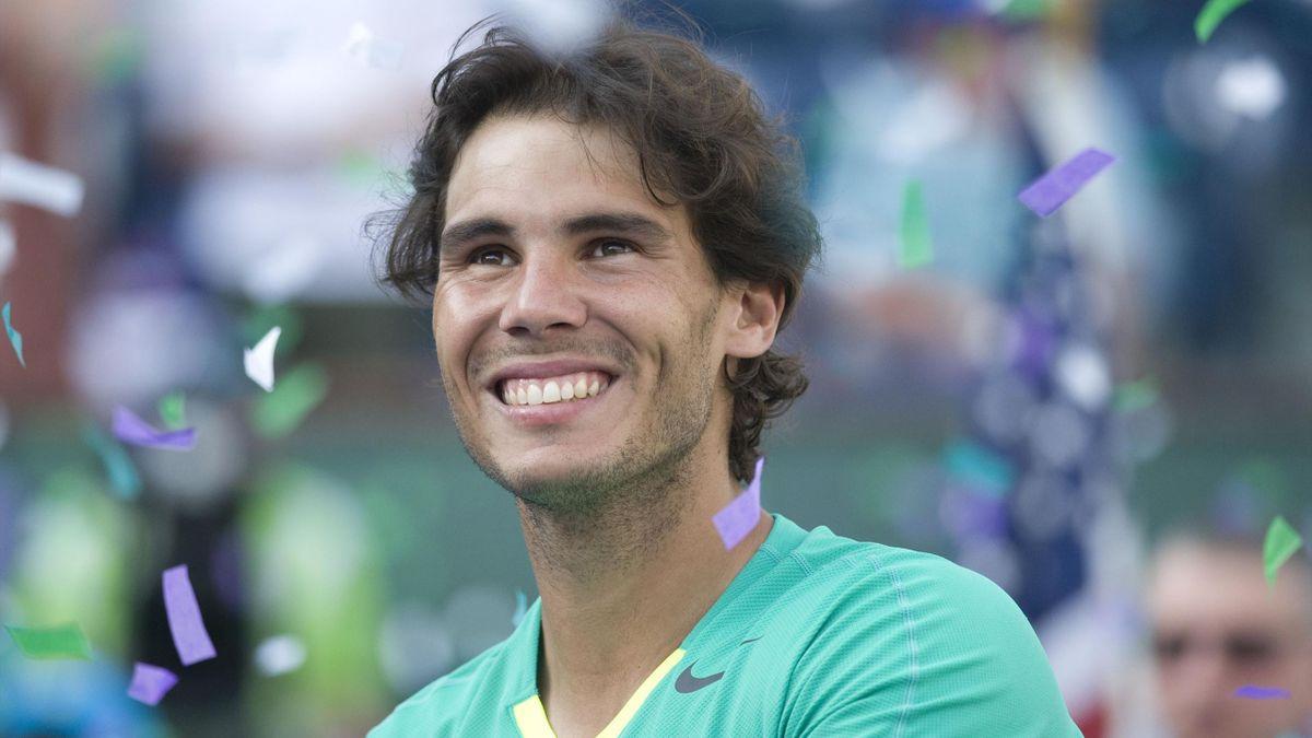 2013 Indian Wells Rafael Nadal