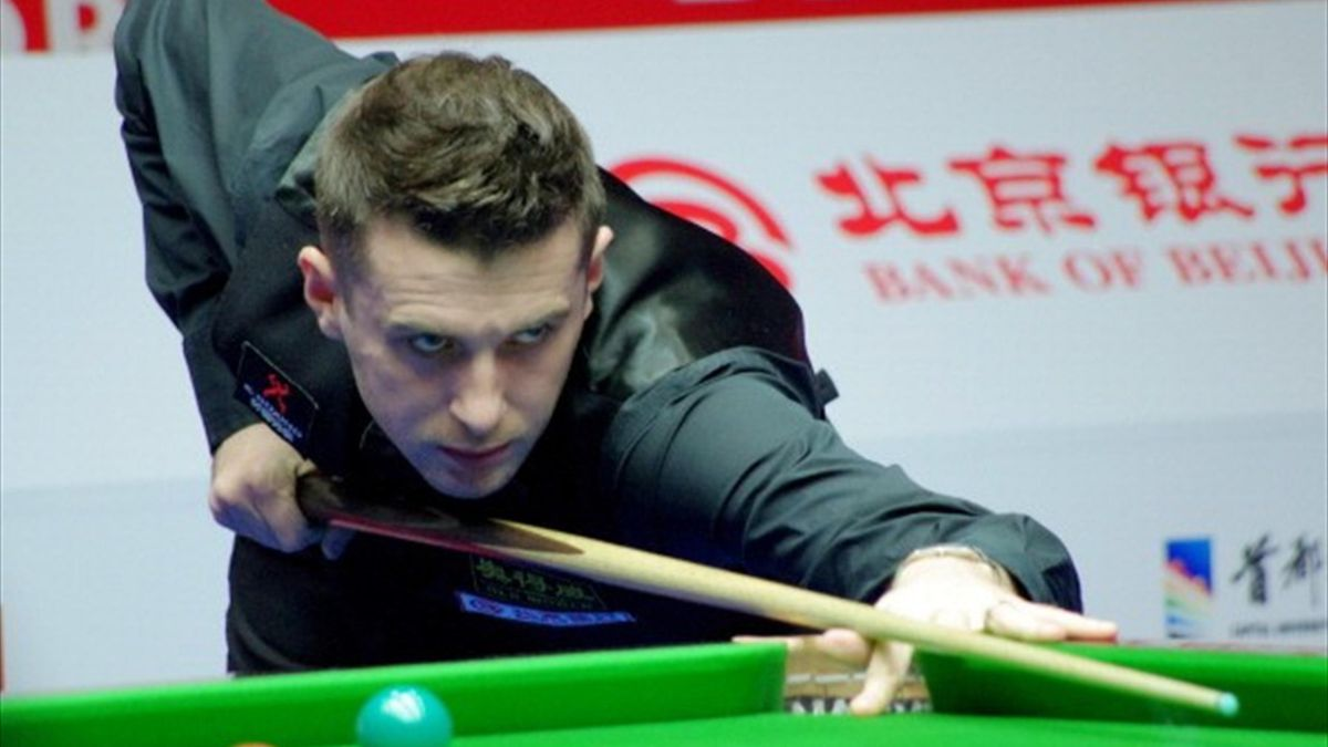 Mark Selby at the China Open (Getty)