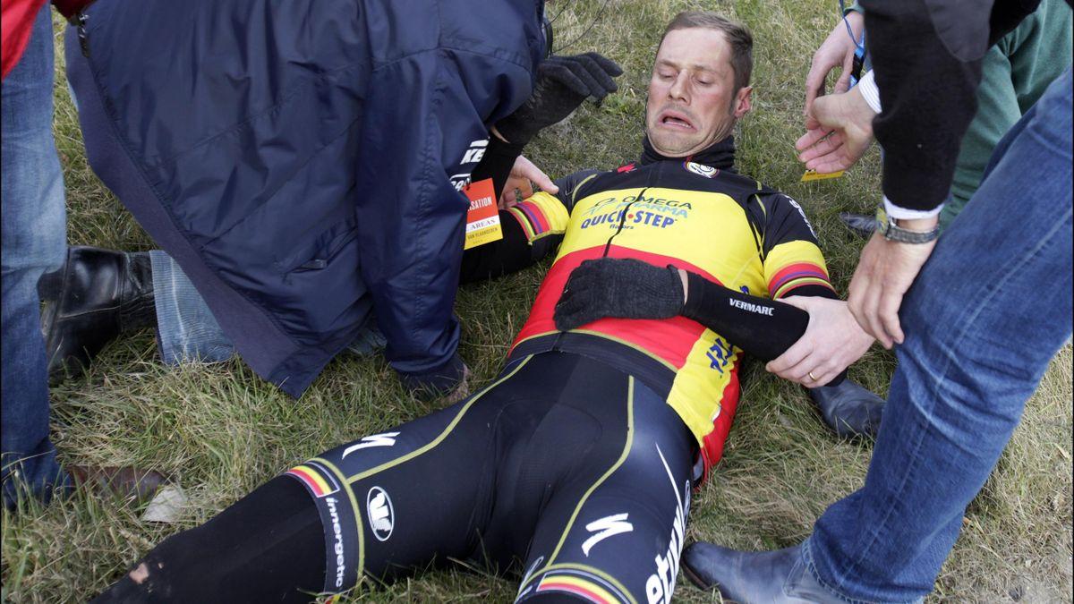 2013 Tour des Flandres Tom Boonen