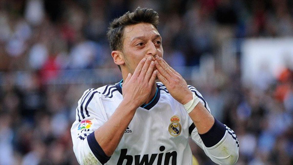 Borussia Dortmund - Real Madrid : Mesut Özil aussi - Eurosport