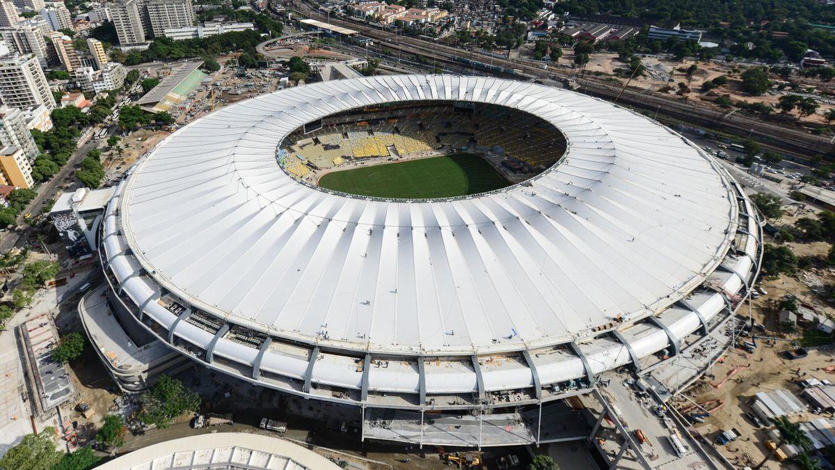 2013 Brésil Stade Maracana