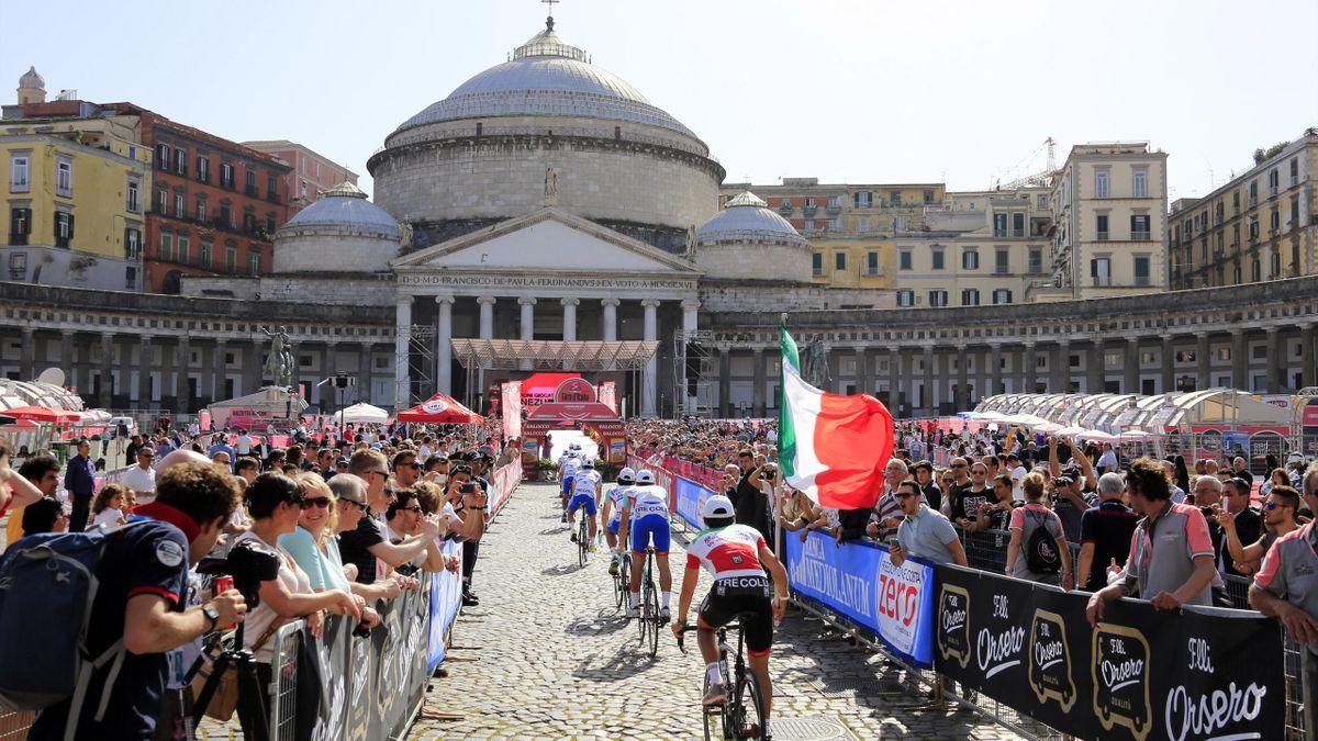 Giro / Napoli / 2013