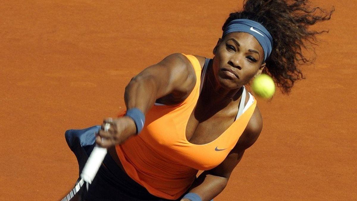Steht im Finale von Madrid: Serena Williams