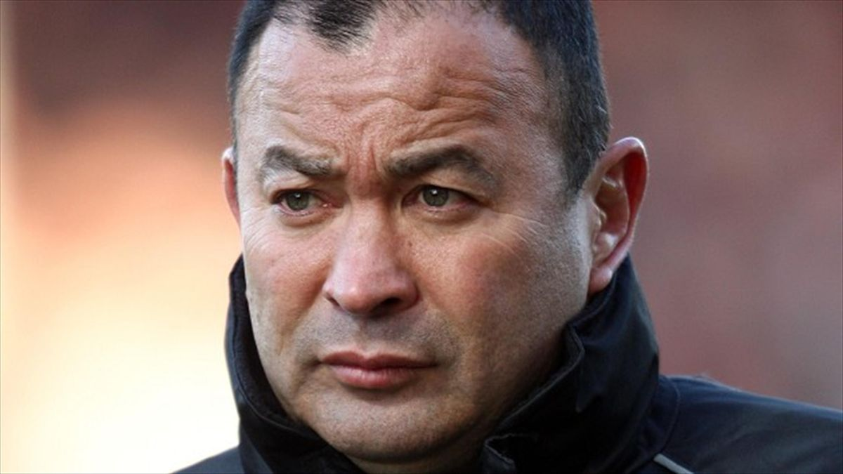 Eddie Jones, former Australia and Japan coach