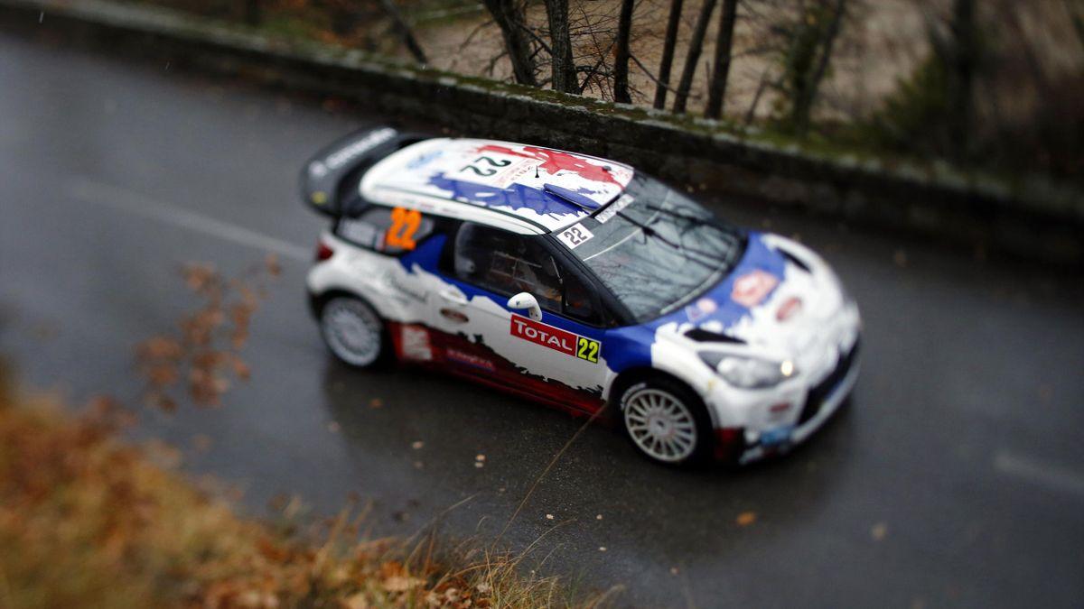 Bryan Bouffier gewinnt die Rallye Korsika