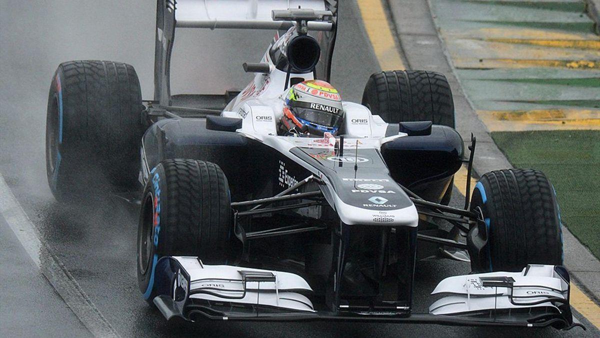 Williams ab 2014 mit Mercedes-Motoren