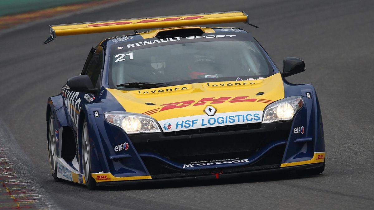 2013 Spa Mégane Trophy Verschuur