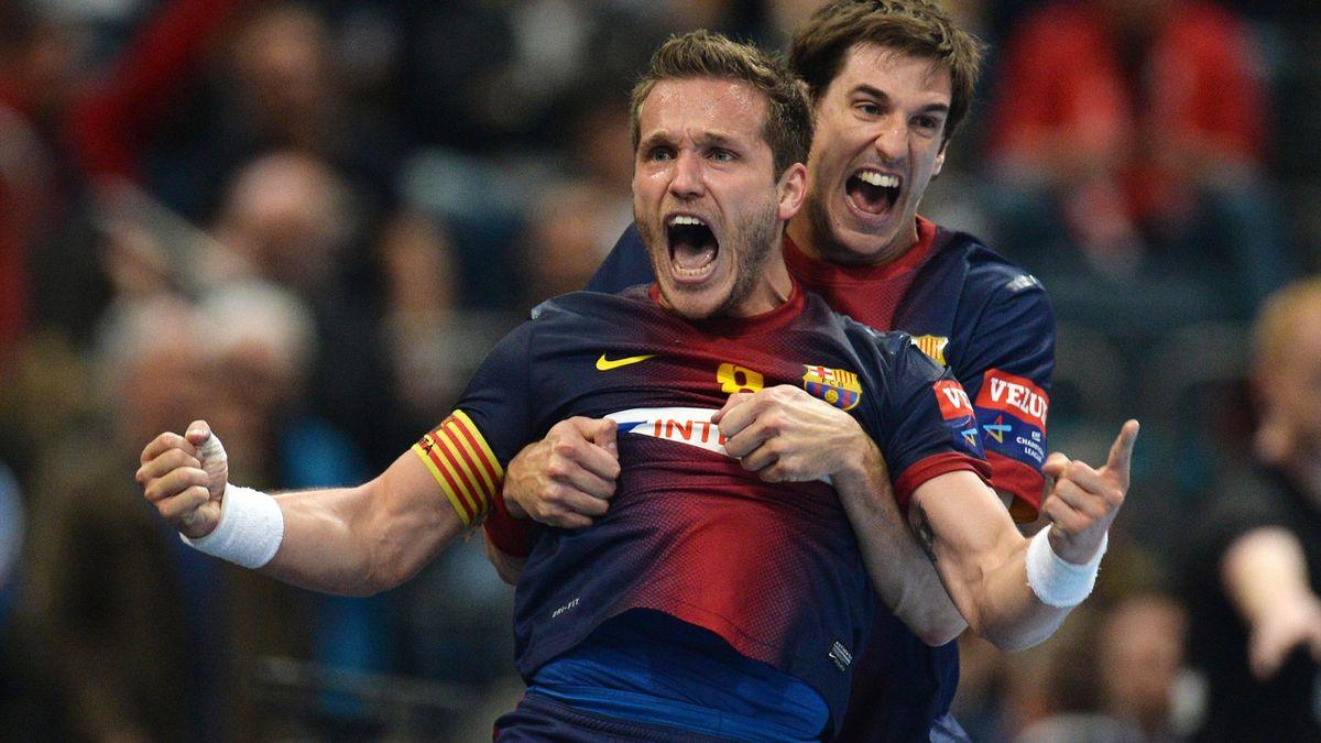 2013 Ligue des champions handball Barça-Kielce Victor Tomas Viran Morros