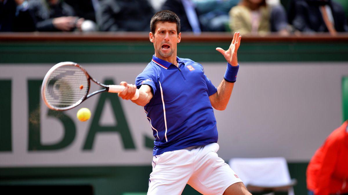 Roland Garros 2013 Djokovic