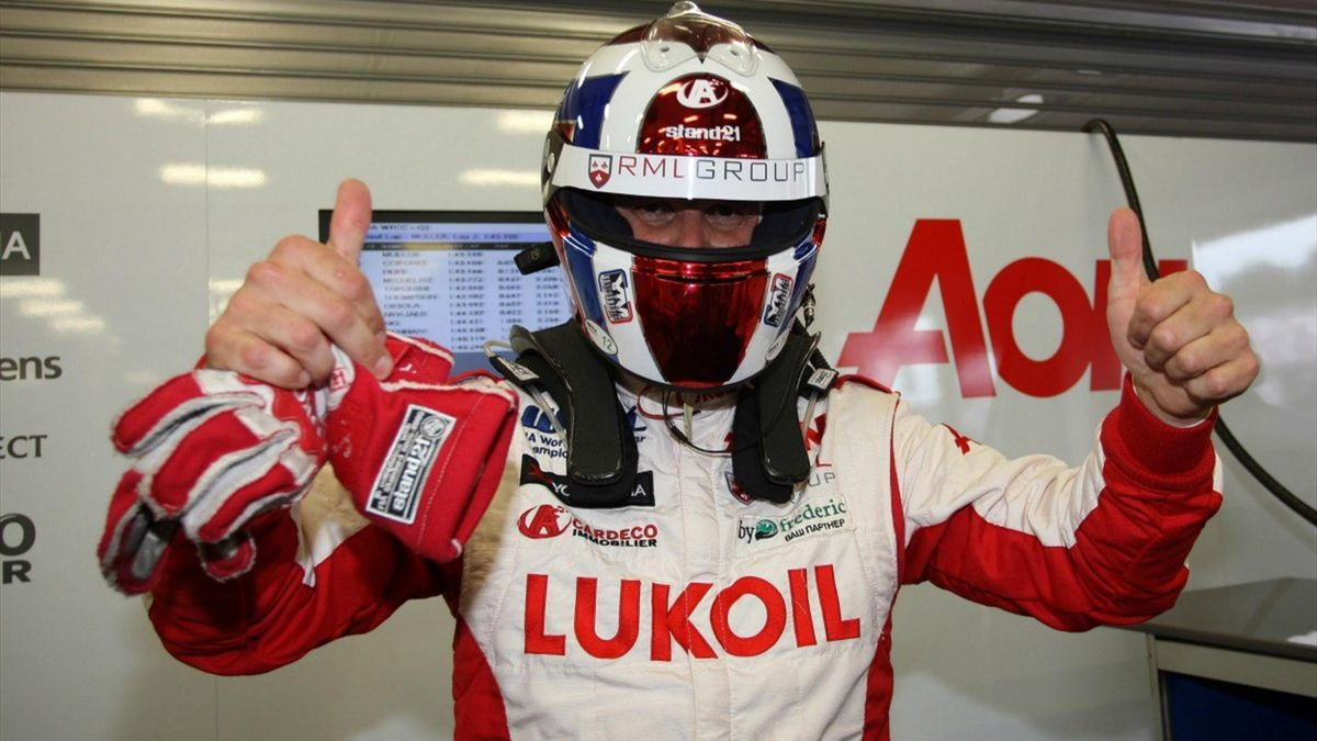 Yvan Muller (Chevrolet) - WTCC Moscou