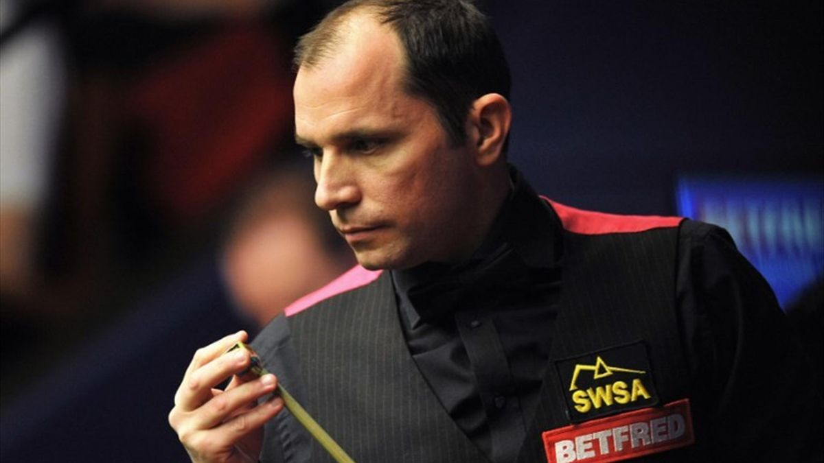 Snooker player Joe Perry (AFP)