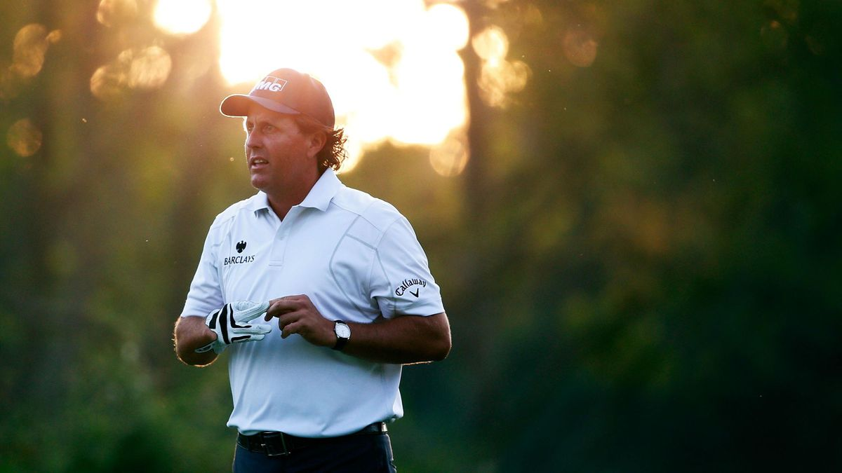 2013 Phil Mickelson