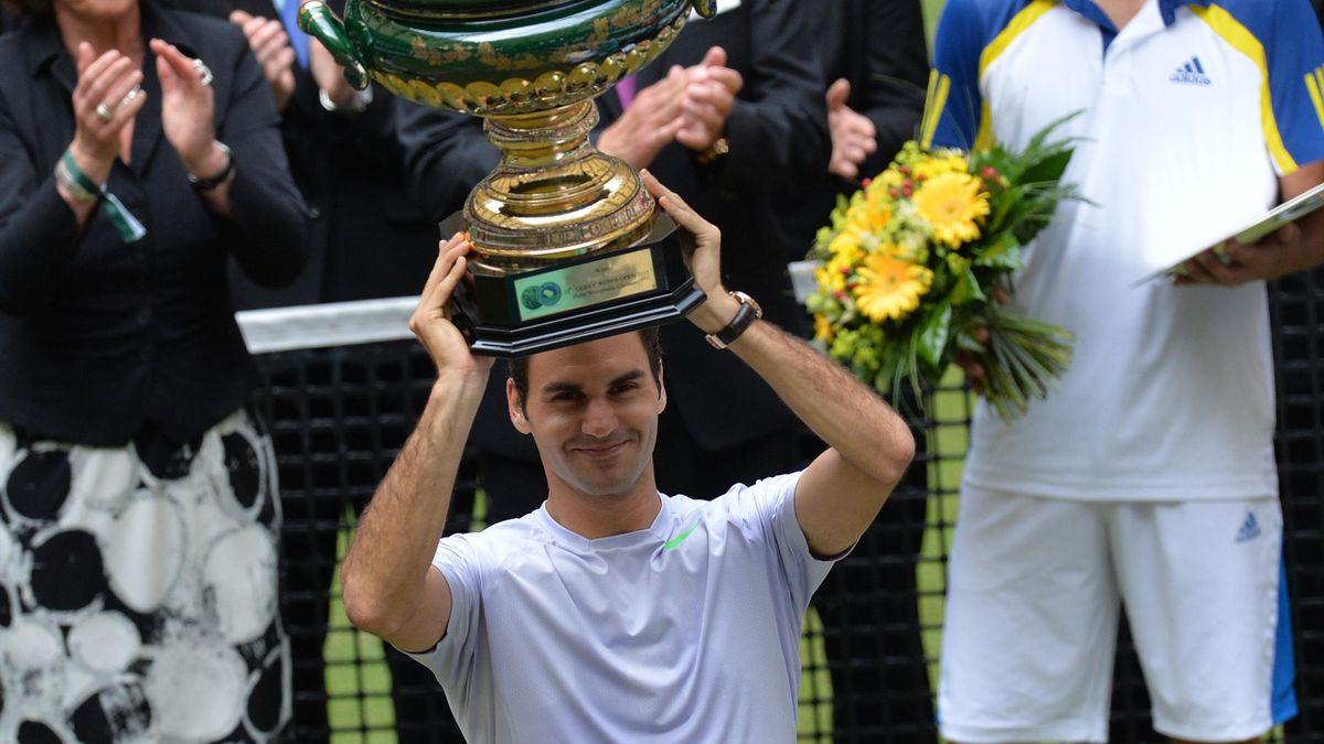 2013 ATP Halle Roger Federer