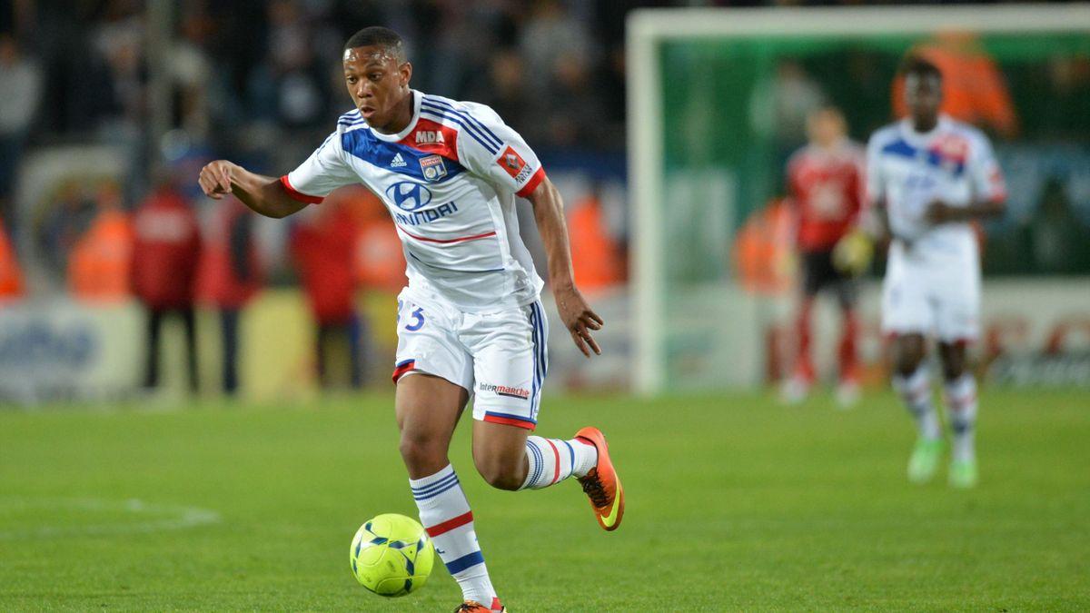 Anthony Martial Olympique Lyonnais (OL)