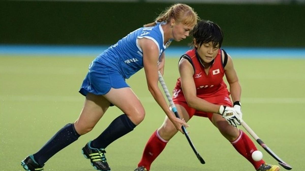 Universiade. Field hockey. Women.© RIA Novosti
