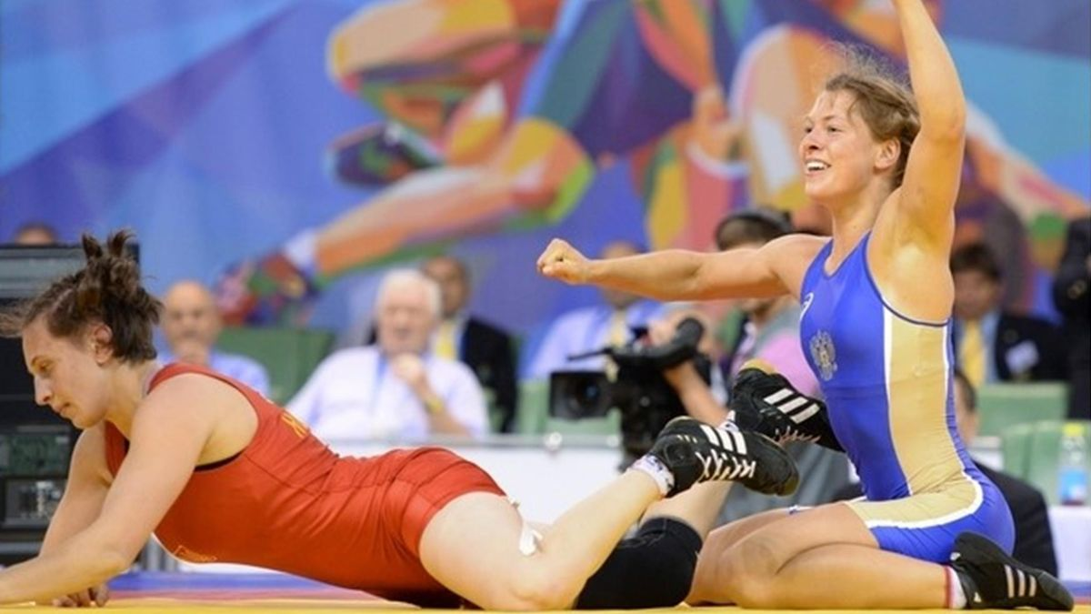 Universiade. Day 8. Freestyle wrestling. © RIA Novosti