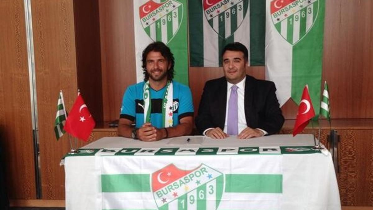 Sebastian Frey Bursaspor