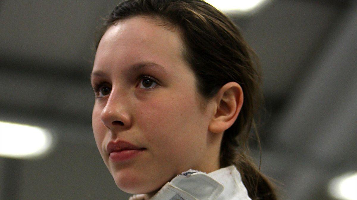 Great Britain's Samantha Murray (PA)