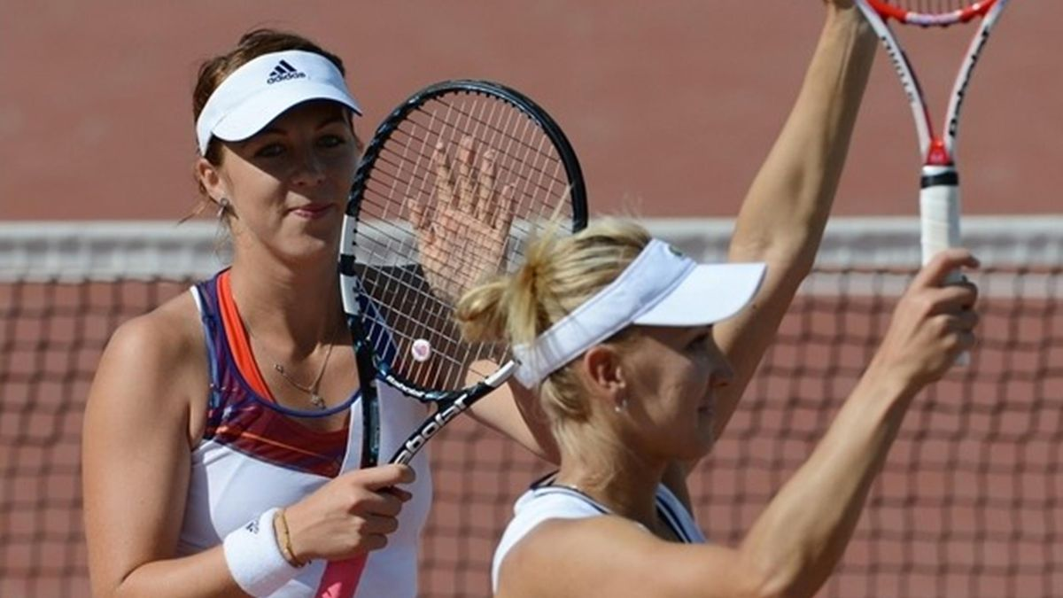 Universiade. Day 10. Tennis © RIA Novosti