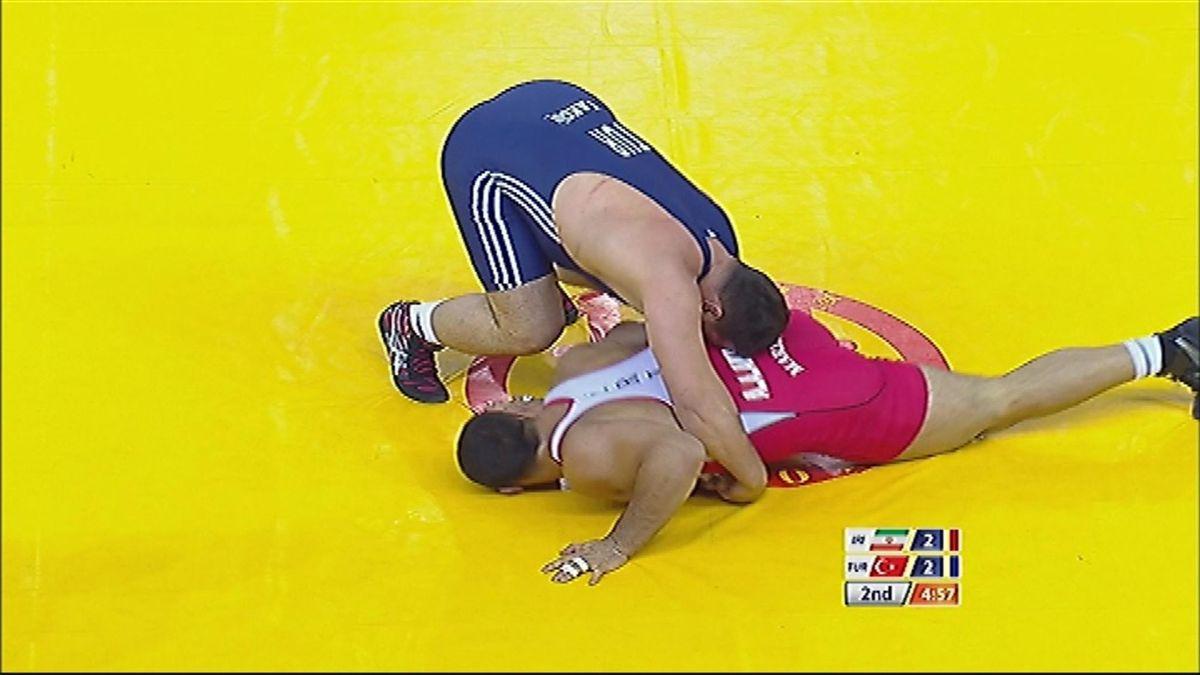 0716 - Wrestling