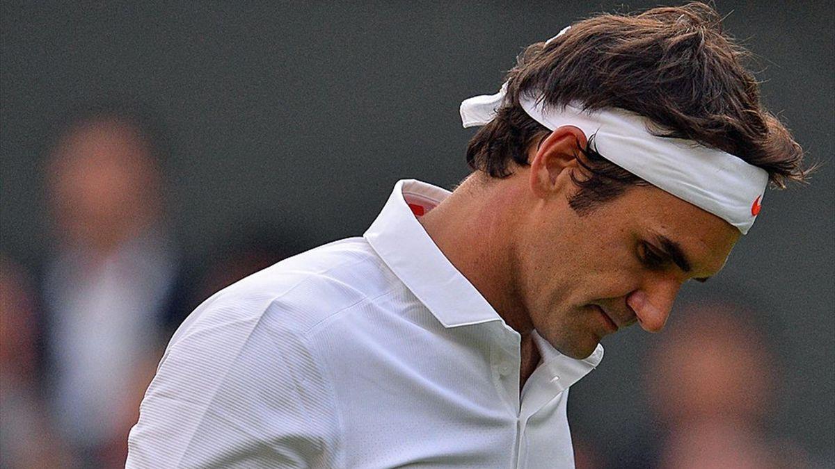 Roger Federer ist beim ATP-Turnier gescheitert