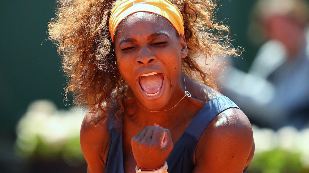 Serena Williams macht kurzen Prozess