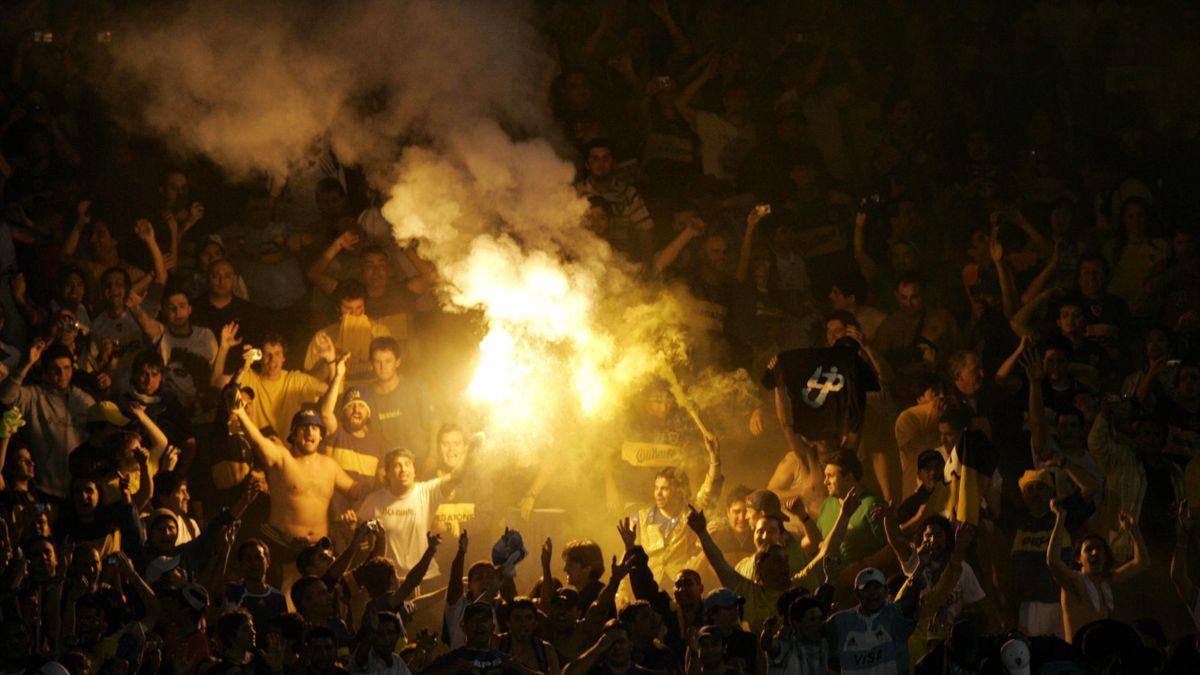 Boca Juniors taraftar