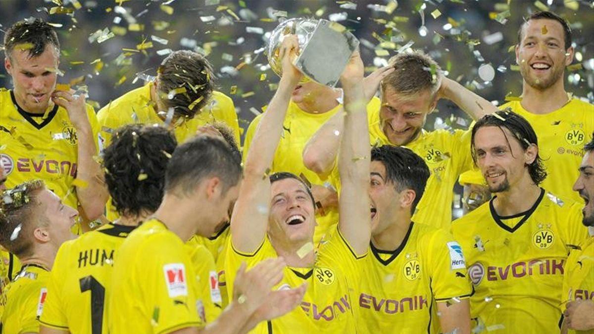 Dortmund, campeón de la DFB-Supercup 2013