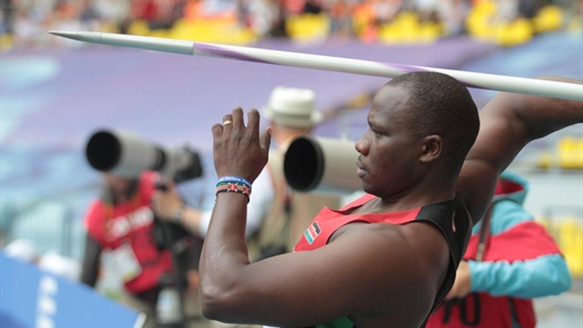 """Javelot : surnommé """"The Youtube Athlete"""", le kenyan Julius Yego se qualifie pour la finale"""