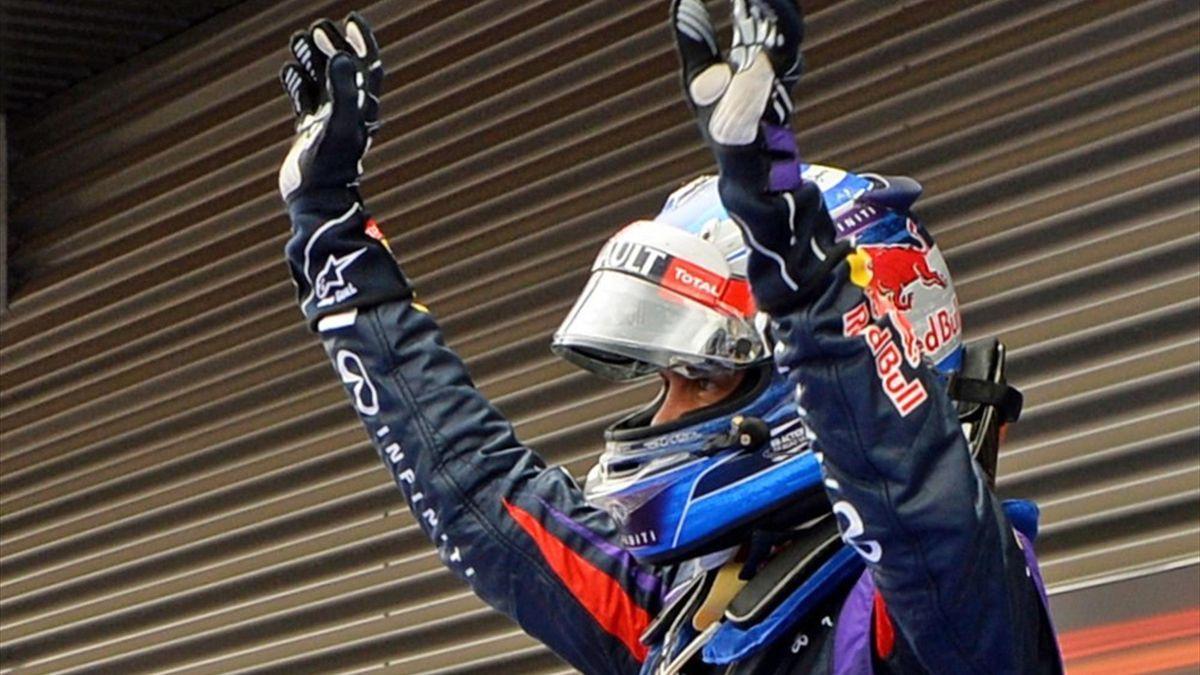 Bis zu 6,39 Millionen Zuschauer sehen Vettel-Sieg