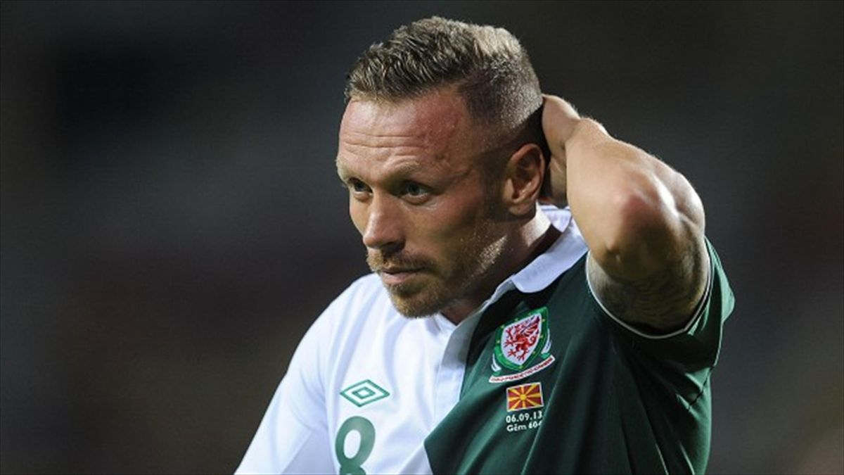 Craig Bellamy made his Wales debut 15 years ago