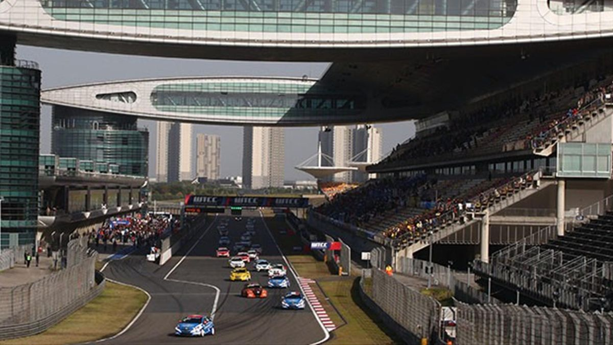 Circuito de Suzuka WTCC