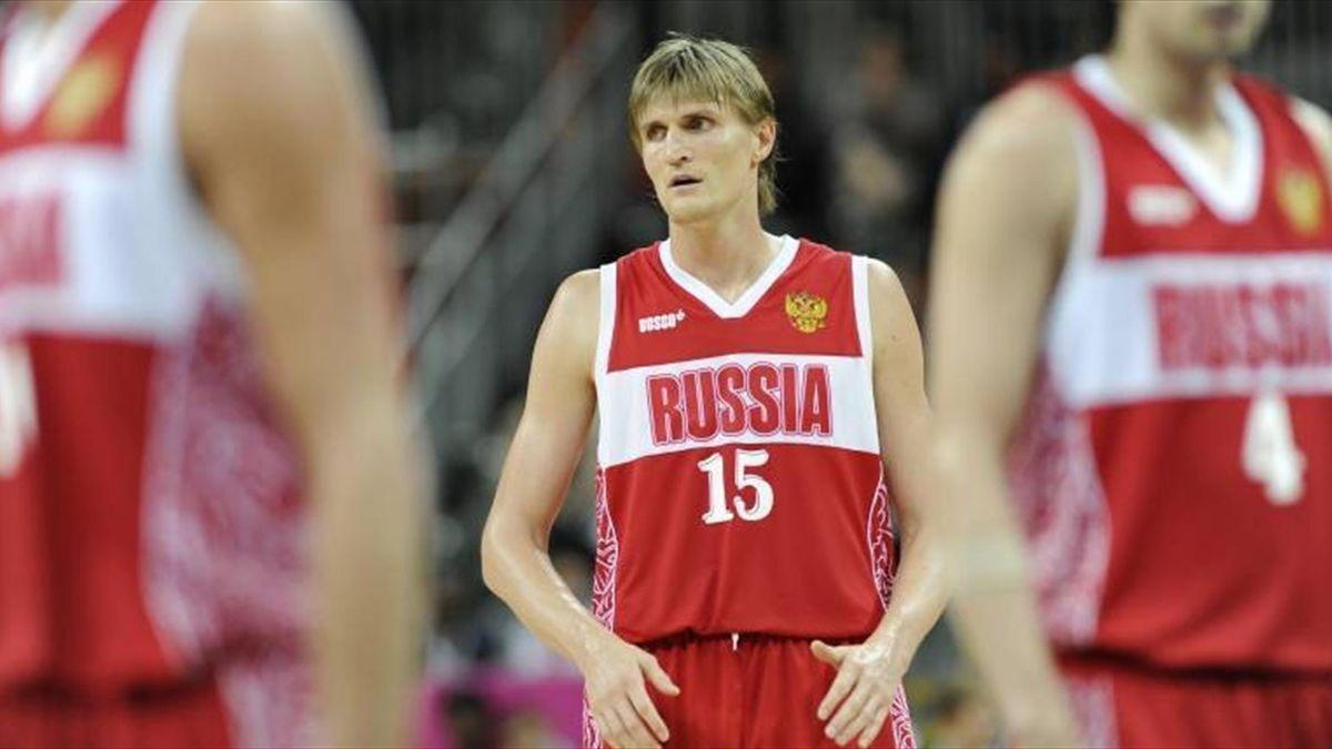 Andrey Kirilenko Russia Андрей Кириленко
