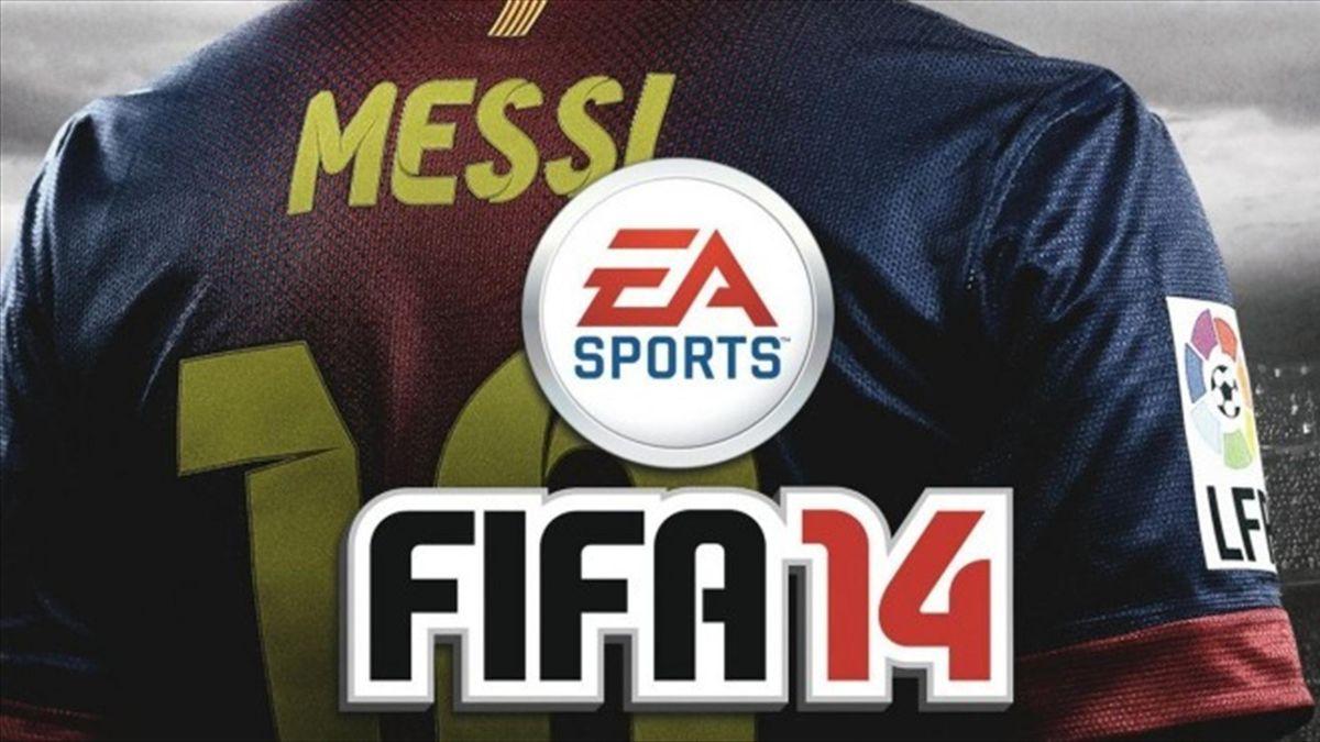 FIFA 2014 месси
