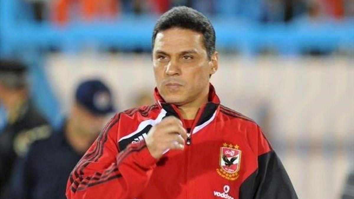 Hossam El-Badry, al ahly, libya