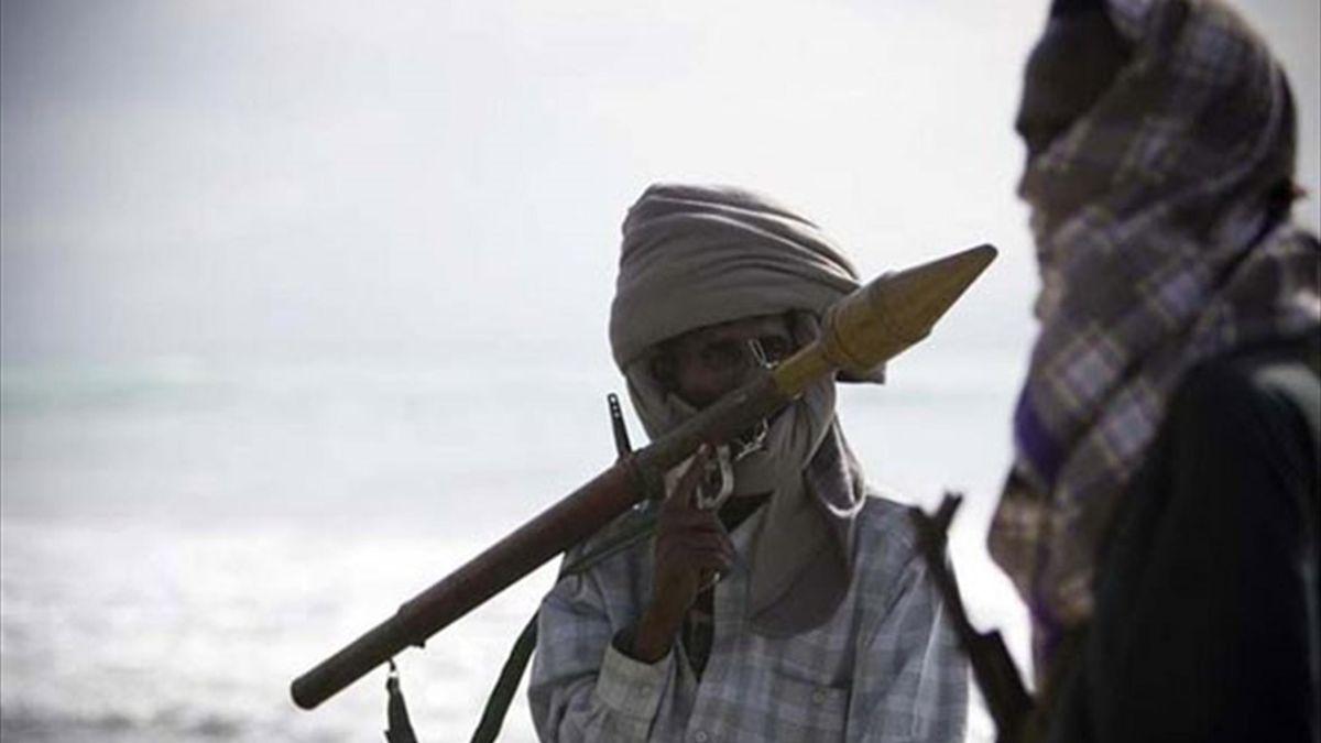 Pirates somalia
