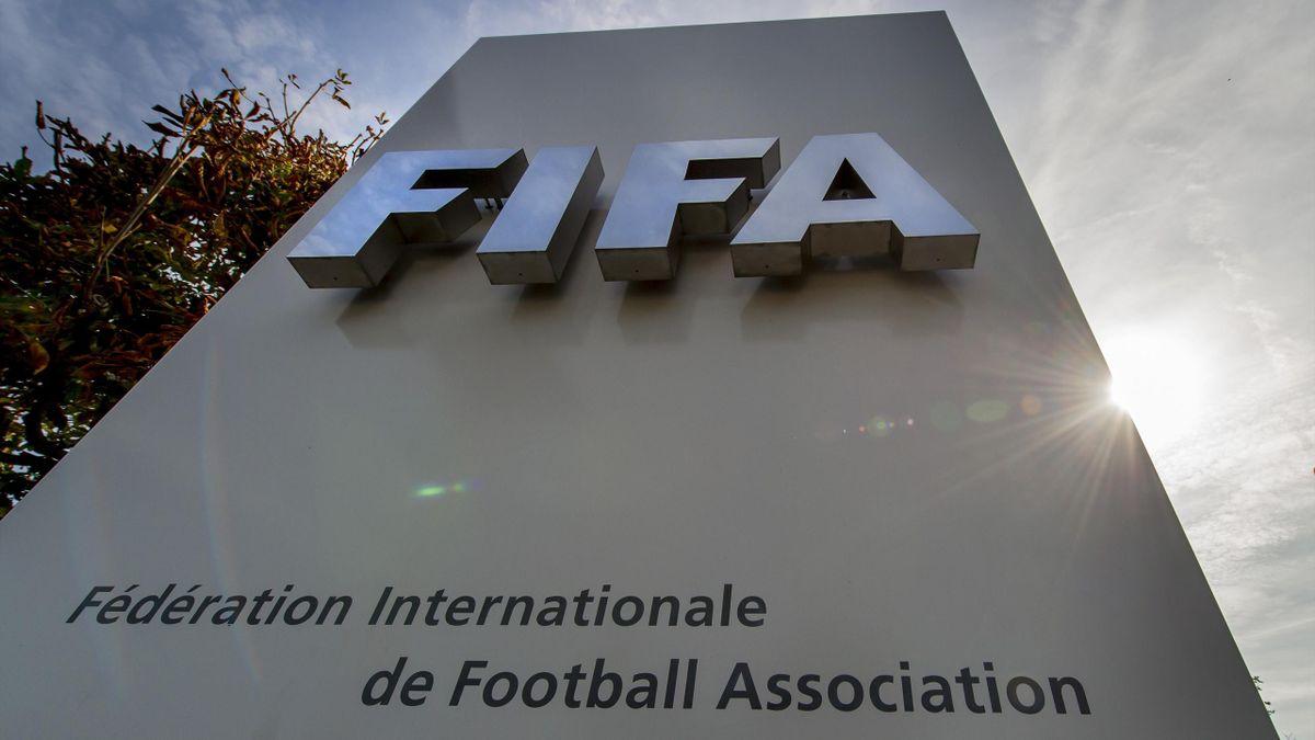 FOOTBALL - 2013 - FIFA siège Zurich