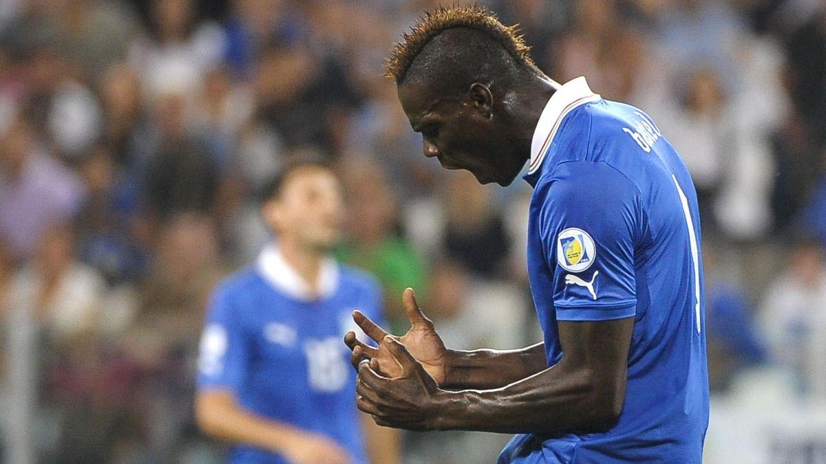 FOOTBALL 2013 Italy - Balotelli