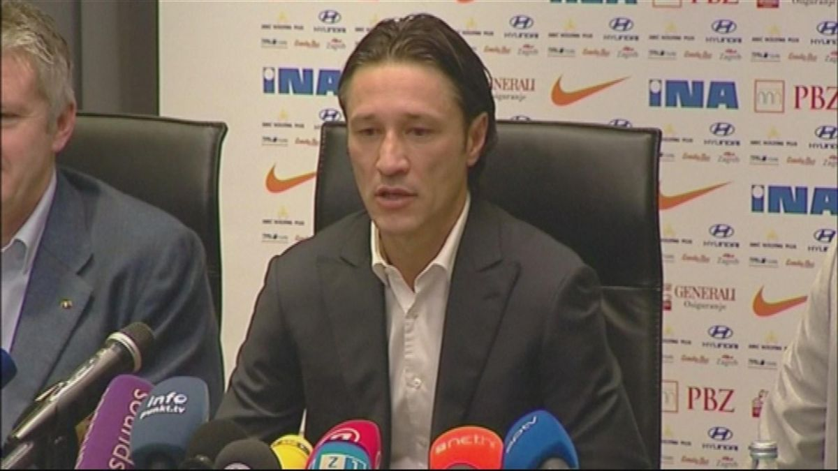 Kovac hopes to get Croatia back on World Cup track