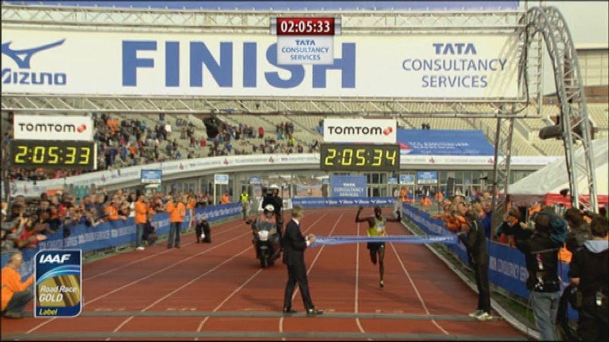 1020 News: Marathon Amsterdam