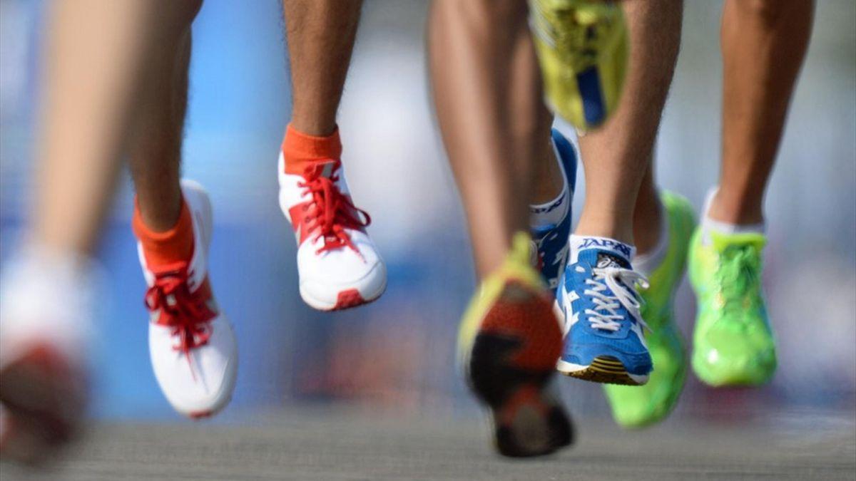 Chebet gewinnt Amsterdam-Marathon in Rekordzeit
