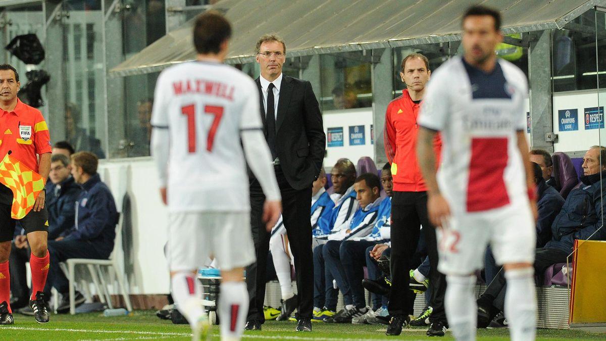 2013 PSG Laurent Blanc Maxwell