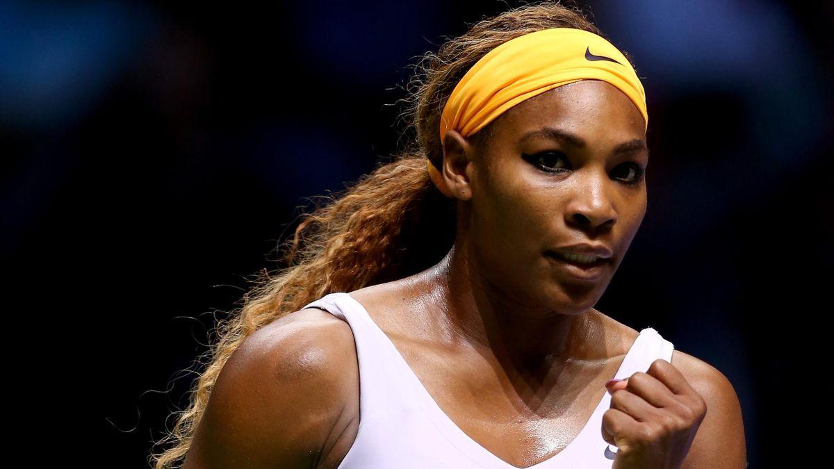 Im Finale: Serena Williams
